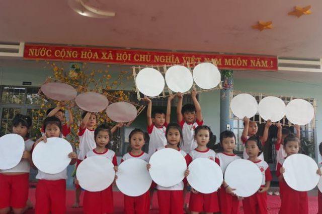 Trường MG Đại Lãnh sinh hoạt giao lưu văn nghệ chào mừng 46 năm ngày giải phóng hoàn toàn Miền nam thống nhất Đất nước  (30/4/1975 – 30/4/2021)