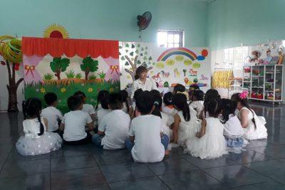 Trường Mầm non Đại Hòa với công tác phòng chống tai nạn, thương tích cho trẻ