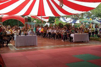 """""""Ngày hội thể thao của bé"""" tại trường MN Đại Quang"""