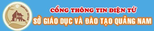 Sở Giáo dục Quảng Nam